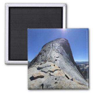 Media bóveda de la base de los cables - Yosemite Imán