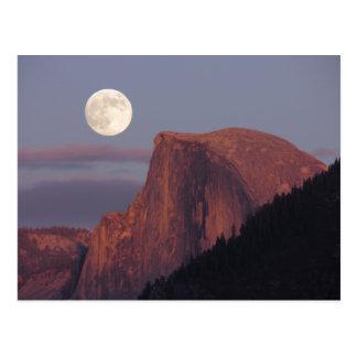 Media postal de la bóveda de la Luna Llena