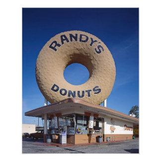 Mediados de siglo de California de los anillos de Arte Fotográfico