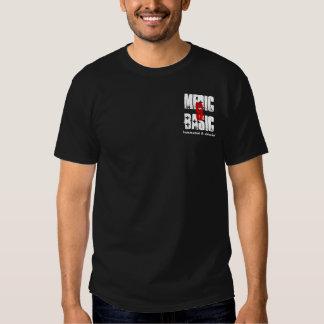 Médico 9 básicos - martillado y cincelado camisetas