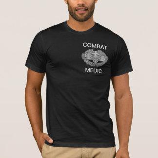 Médico del combate camiseta