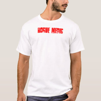 Médico del granuja invertido camiseta