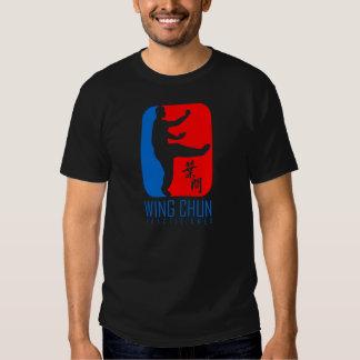 """Médico """"estilo de Chun del ala del hombre del IP """" Camisas"""