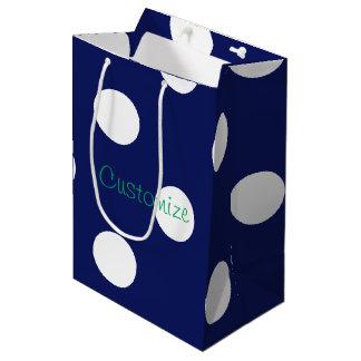 Medio del bolso del regalo bolsa de regalo mediana