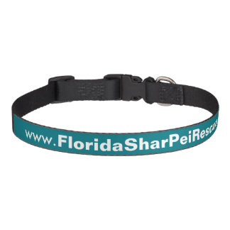 Medio del cuello de perro de FSPR Collar Para Mascotas