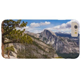 Medio paisaje de la bóveda, California Funda Barely There iPhone 6 Plus