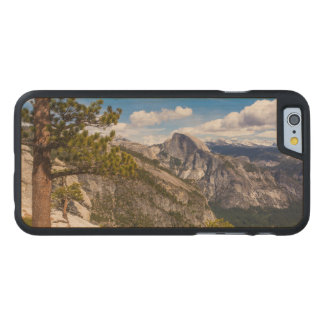 Medio paisaje de la bóveda, California Funda De iPhone 6 Carved® Slim De Arce