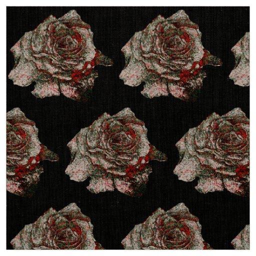 Medio rosa del ladrillo modelado tela
