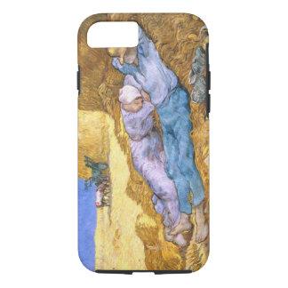 Mediodía de Vincent van Gogh el |, la siesta, Funda iPhone 7