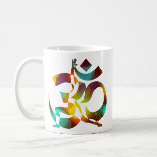 Meditación coloreada 14 taza de café