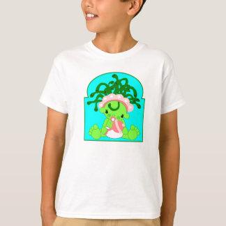 Medusa del bebé camiseta