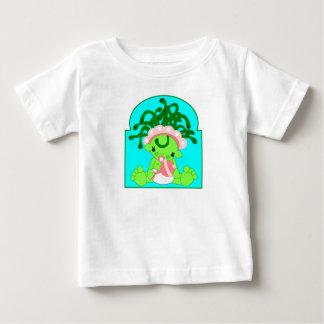 Medusa del bebé camisetas
