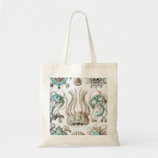 ¡Medusas de Ernst Haeckel Narcomedusae! Bolso De Tela