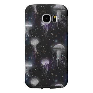 Medusas por noche funda samsung galaxy s6