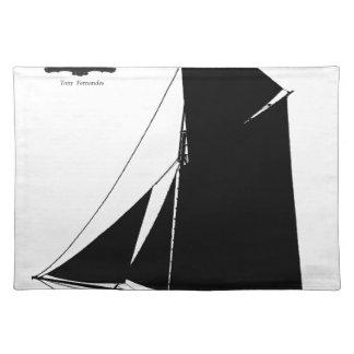 Medway 1873 Peterboat - fernandes tony Salvamanteles