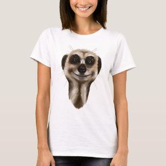 Meerkat hace frente al camisetas