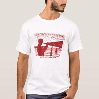 Megáfono de Mishawaka del campo Camiseta