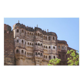 Meherangarh el fuerte majestuoso Jodhpur Fotografia