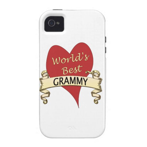 Mejor Grammy del mundo iPhone 4 Fundas