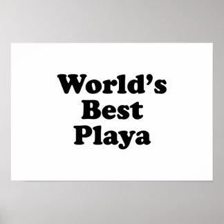 Mejor Playa del mundo Impresiones