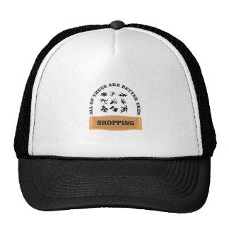 mejore entonces hacer compras gorras de camionero