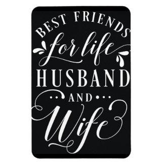 Mejores amigos para el marido de la vida y la iman