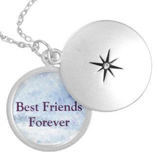 Mejores amigos para siempre pendientes