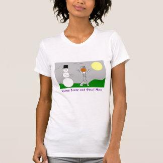 Melena joven de Jeezy y de Gucci Camiseta