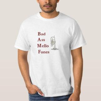 Mellophones '07 camisetas