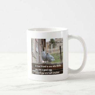 meme del amigo taza de café