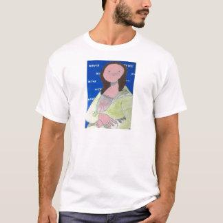 Meme Lisa Camiseta
