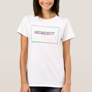 MEMEBOY - Camiseta