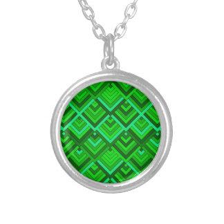 memoria formada de los años 60, verde grimpolas personalizadas