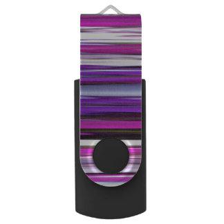 Memoria USB #2 abstracto: Falta de definición púrpura