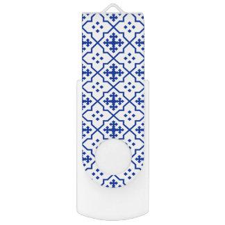 Memoria USB Azul marroquí