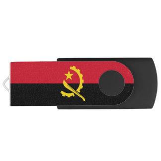 Memoria USB Bandera angolana patriótica
