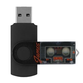 Memoria USB Cinta magnética para audio micro retra de encargo