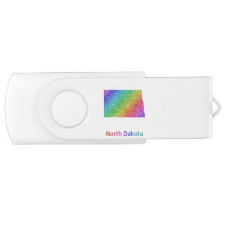 Memoria USB Dakota del Norte
