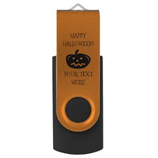 Memoria USB de encargo del favor de fiesta de