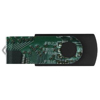 Memoria USB de la placa de circuito