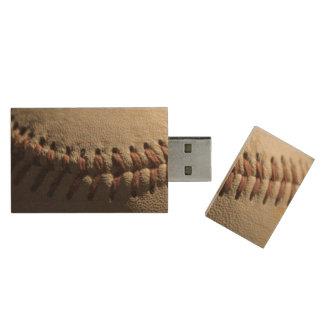 MEMORIA USB DE MADERA