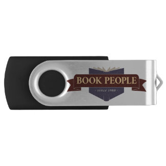 Memoria USB de Peope del libro