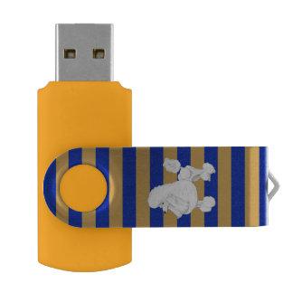 Memoria USB del caniche