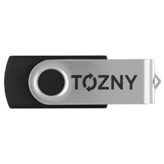Memoria USB Impulsión del pulgar de Tozny