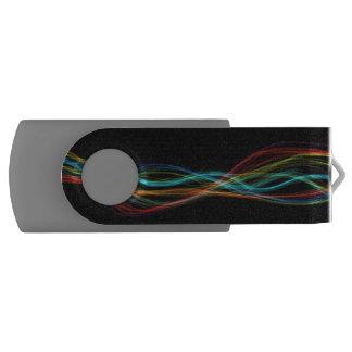 Memoria USB Impulso de neón eléctrico