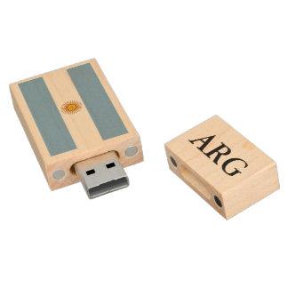 Memoria USB pendrive de USB de la bandera de la