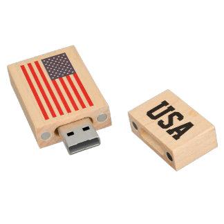 Memoria USB pendrive patriótica de USB de la