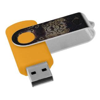 "Memoria USB perrito rojo ""demonios de Buda #7 """