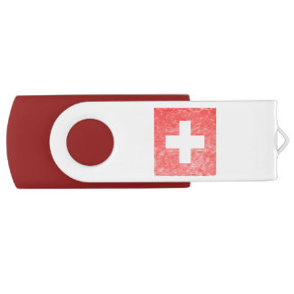 Memoria USB Suiza