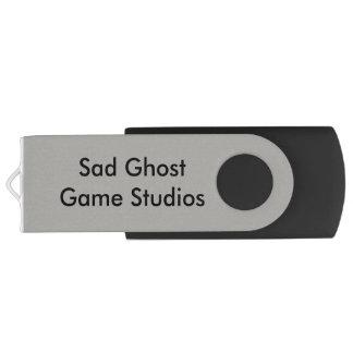 Memoria USB triste de los estudios del juego del